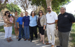 Green Apple Day + South El Monte City Council + SGVCC + friends