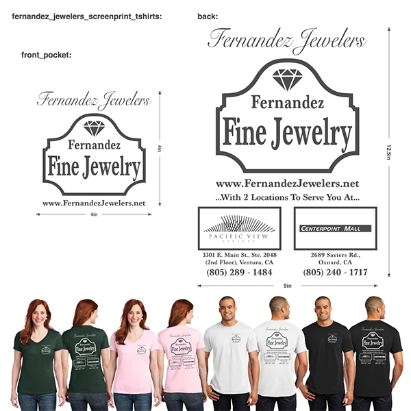 fernandez_jewelers_screenprint_tshirts