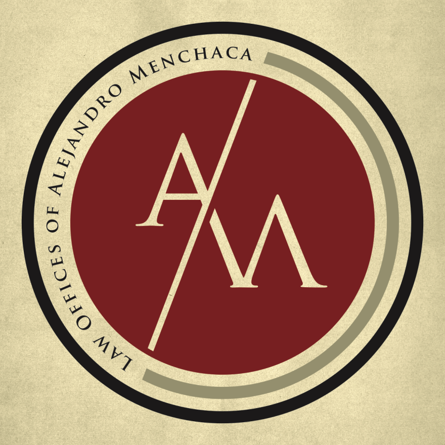 Law Offices of Alejandro Menchaca Logo